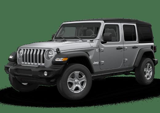 New Jeep Wrangler near Owego