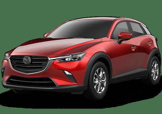 New Mazda CX-3 in San Juan