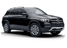 New Mercedes-Benz GLE at Morristown