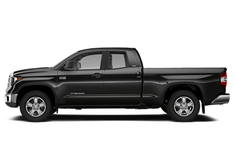 New Toyota Tundra in