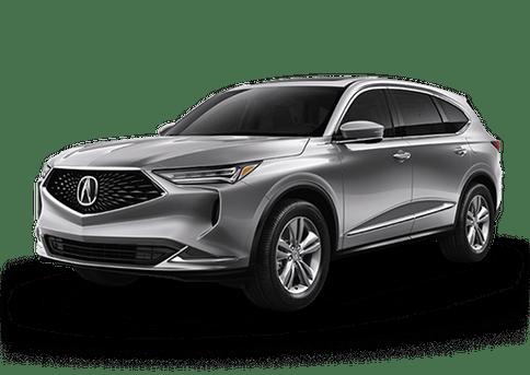New Acura MDX in Northern VA