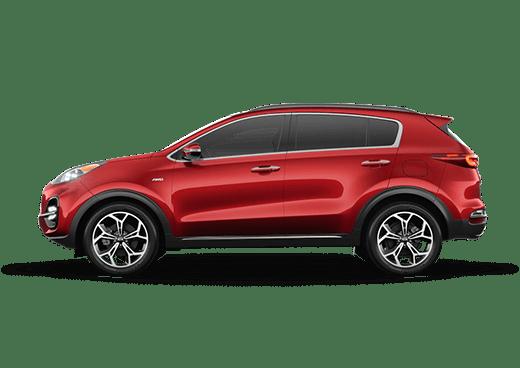 Sportage SX Turbo