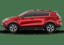 New Kia Sportage at Concord