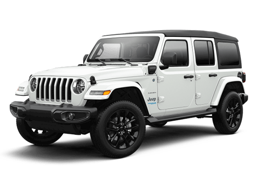 New Jeep Wrangler 4xe near Owego