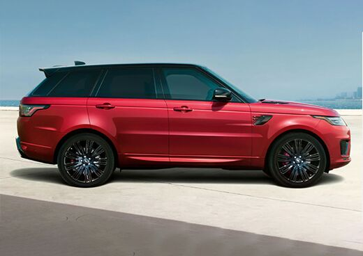 New Land Rover Range Rover Sport near Ventura