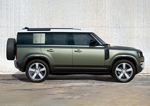 New Land Rover Defender near Ventura