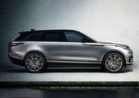New Land Rover Range Rover Velar in Cary
