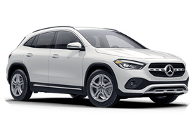 New Mercedes-Benz GLA at Marion