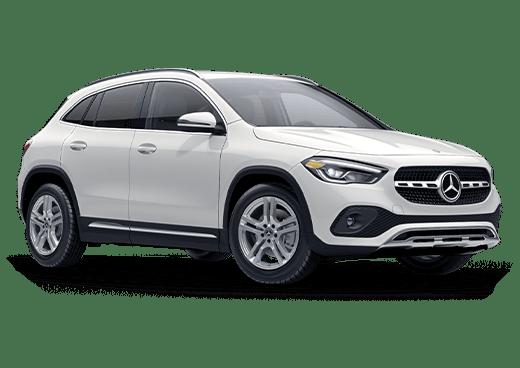 New Mercedes-Benz GLA near Medford