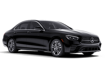 New Mercedes-Benz E-Class at Oshkosh