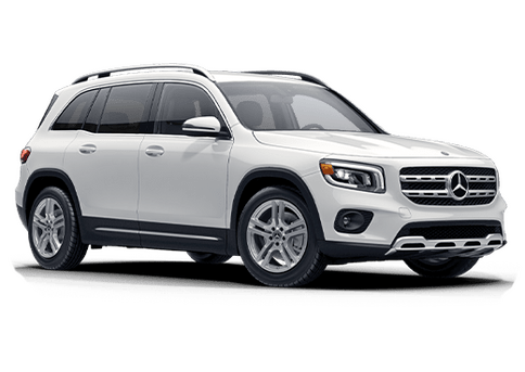 New Mercedes-Benz GLB 250 SUV in Houston