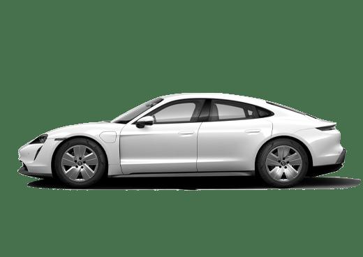 New Porsche Taycan near Newark