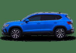 New Volkswagen Taos at Lexington