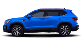 New Volkswagen Taos at Chattanooga