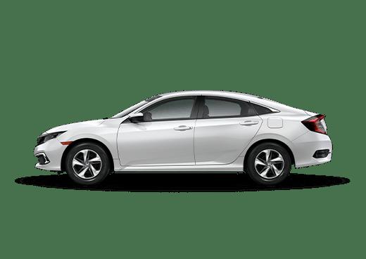 New Honda Civic in West Burlington