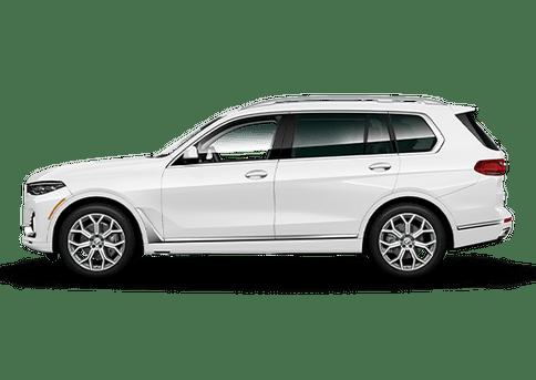 New BMW X7 in Miami