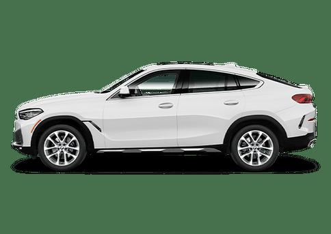 New BMW X6 in Miami