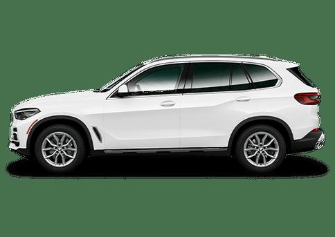 New BMW X5 in Miami