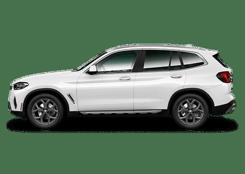 New BMW X3 in Miami
