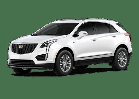 New Cadillac XT5 in Northern VA