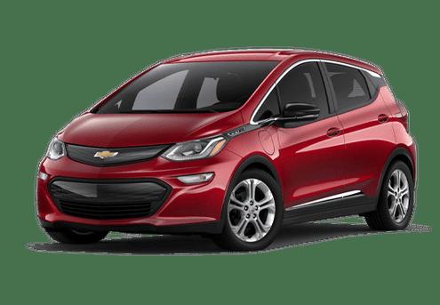 New Chevrolet Bolt EV in