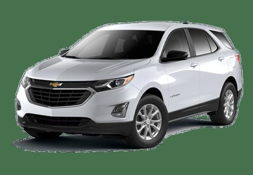 New Chevrolet Equinox in Northern VA