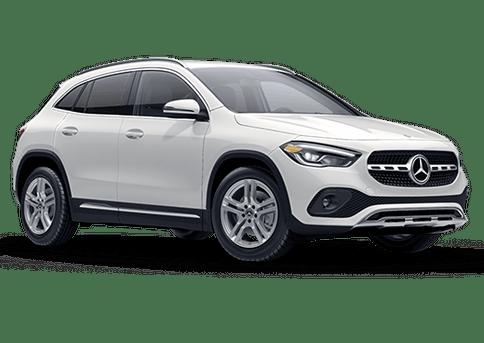 New Mercedes-Benz GLA in Houston