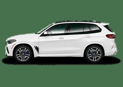 New BMW X5 M in Lexington