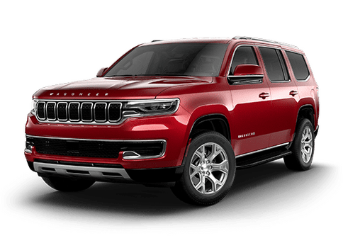 New Jeep Wagoneer in Bozeman