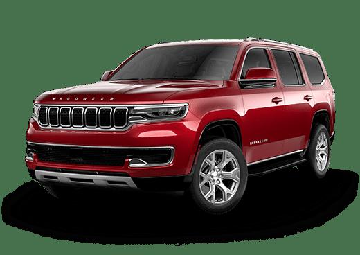 New Jeep Wagoneer near Owego