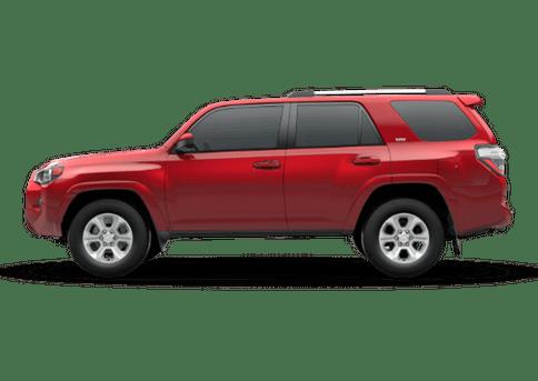 New Toyota 4Runner in