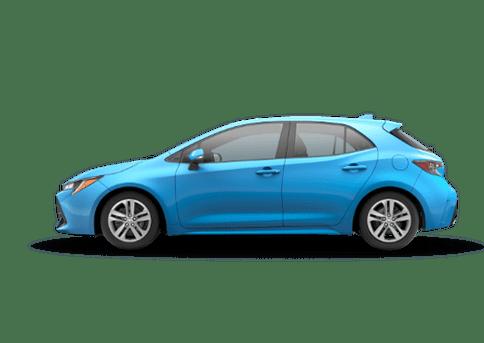 New Toyota Corolla Hatchback in Martinsburg