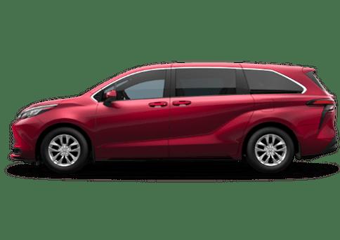 New Toyota Sienna in Martinsburg