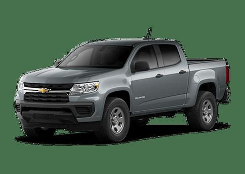 New Chevrolet Colorado in