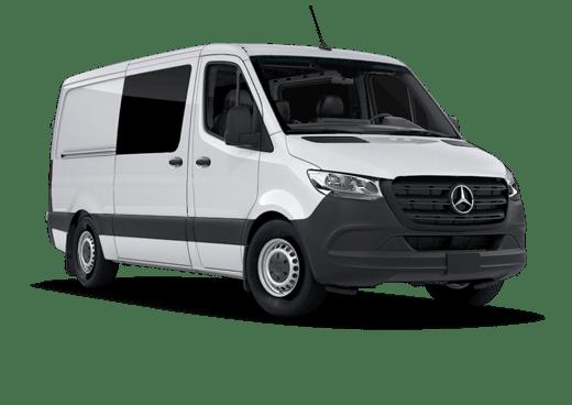 New Mercedes-Benz Sprinter Crew Van Salisbury, MD