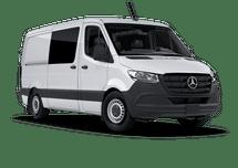 New Mercedes-Benz Sprinter Crew Van at Wilmington