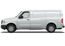 New Nissan NV Cargo at Eau Claire