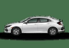 New Honda Civic Hatchback at Salinas