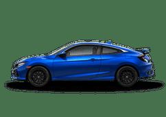 New Honda Civic Si Coupe at Salinas