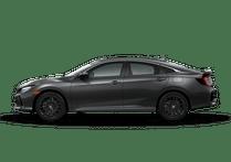New Honda Civic Si Sedan at Miami