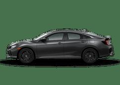 New Honda Civic Si Sedan at Salinas
