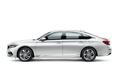 New Honda Accord Sedan at Salinas