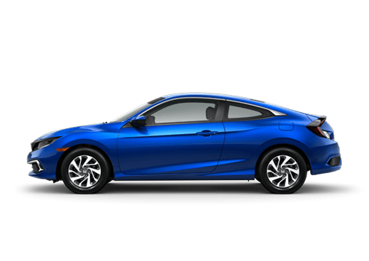 New Honda Civic Coupe Salinas, CA