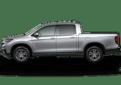 New Honda Ridgeline at Salinas