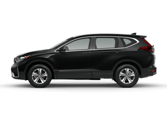 New Honda CR-V at Salinas