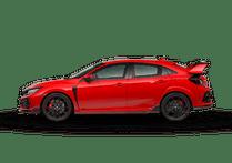 New Honda Civic Type R at Miami