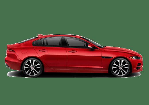 New Jaguar XE near San Antonio