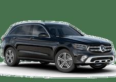 New Mercedes-Benz GLC at Houston