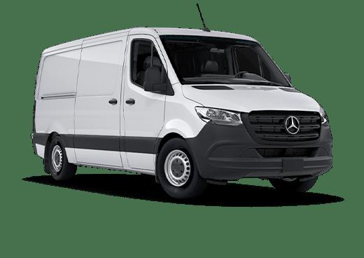 New Mercedes-Benz Sprinter Cargo Van near Harlingen