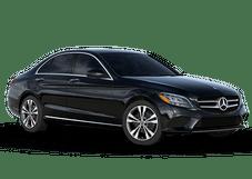 New Mercedes-Benz C-Class at Houston